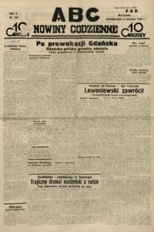 ABC : nowiny codzienne. 1935, nr222