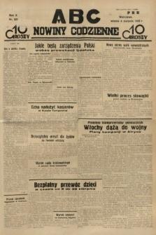 ABC : nowiny codzienne. 1935, nr223