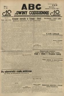 ABC : nowiny codzienne. 1935, nr225