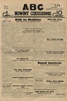 ABC : nowiny codzienne. 1935, nr229