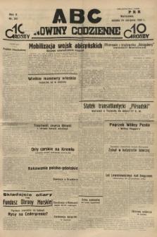ABC : nowiny codzienne. 1935, nr241