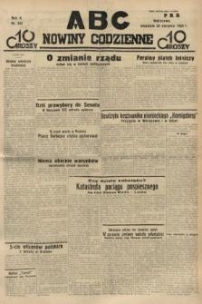 ABC : nowiny codzienne. 1935, nr242