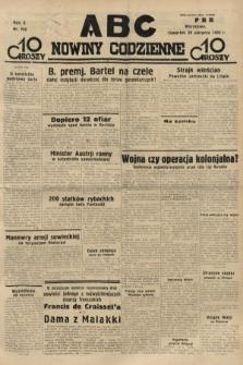 ABC : nowiny codzienne. 1935, nr246