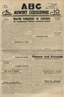 ABC : nowiny codzienne. 1935, nr248
