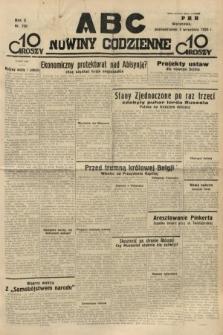ABC : nowiny codzienne. 1935, nr250