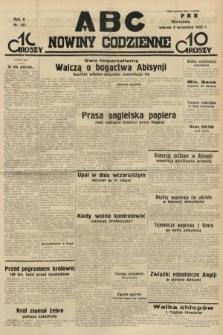 ABC : nowiny codzienne. 1935, nr251