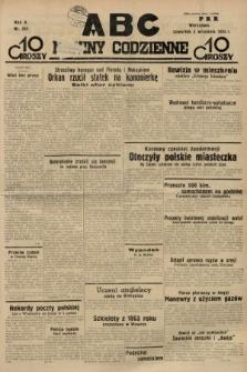 ABC : nowiny codzienne. 1935, nr253