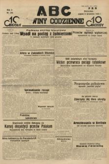 ABC : nowiny codzienne. 1935, nr254
