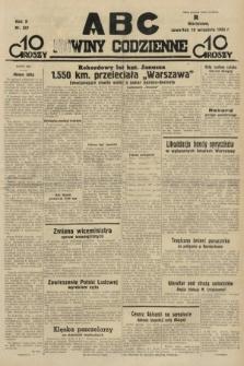 ABC : nowiny codzienne. 1935, nr267