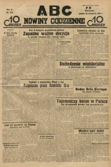 ABC : nowiny codzienne. 1935, nr276