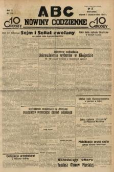 ABC : nowiny codzienne. 1935, nr279
