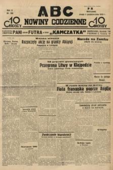 ABC : nowiny codzienne. 1935, nr280