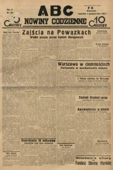 ABC : nowiny codzienne. 1935, nr281