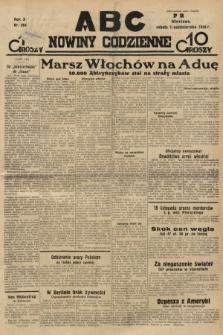 ABC : nowiny codzienne. 1935, nr284