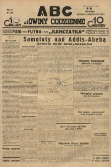 ABC : nowiny codzienne. 1935, nr285