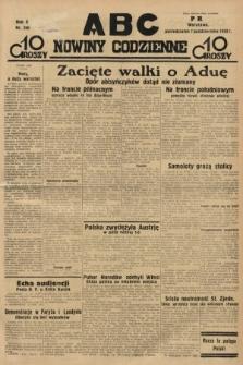 ABC : nowiny codzienne. 1935, nr286