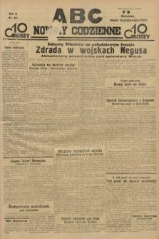 ABC : nowiny codzienne. 1935, nr291