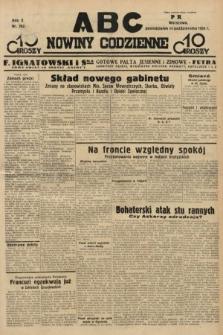 ABC : nowiny codzienne. 1935, nr293