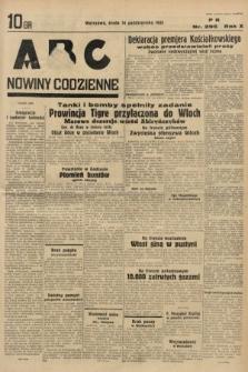 ABC : nowiny codzienne. 1935, nr295