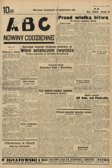 ABC : nowiny codzienne. 1935, nr300