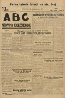 ABC : nowiny codzienne. 1935, nr302