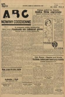 ABC : nowiny codzienne. 1935, nr304