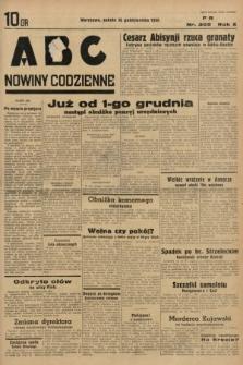 ABC : nowiny codzienne. 1935, nr305