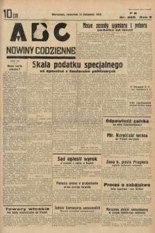 ABC : nowiny codzienne. 1935, nr325