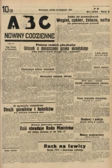 ABC : nowiny codzienne. 1935, nr334