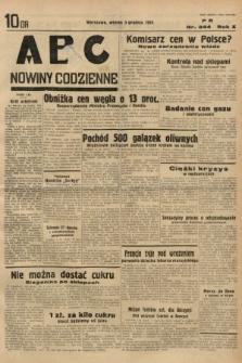 ABC : nowiny codzienne. 1935, nr344
