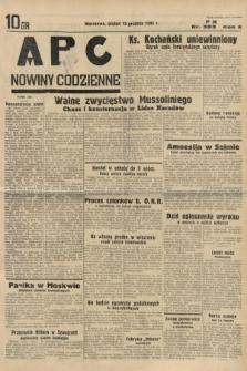 ABC : nowiny codzienne. 1935, nr355