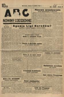 ABC : nowiny codzienne. 1935, nr359
