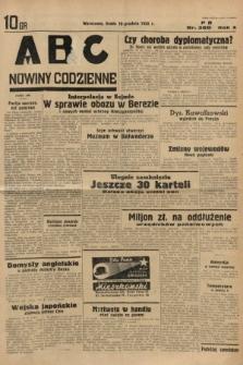 ABC : nowiny codzienne. 1935, nr360