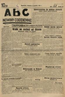 ABC : nowiny codzienne. 1935, nr364