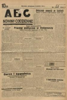 ABC : nowiny codzienne. 1935, nr365