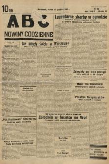 ABC : nowiny codzienne. 1935, nr367
