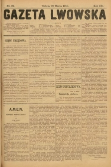 Gazeta Lwowska. 1910, nr69