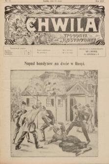 Chwila : tygodnik ilustrowany. 1907, nr10