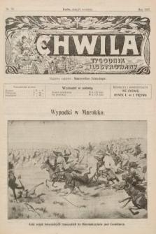 Chwila : tygodnik ilustrowany. 1907, nr30