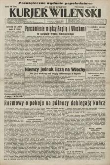 Kurjer Wileński = Vilniaus Kurjeris. 1940, popołudniowe wydanie poświąteczne