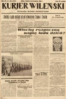 Kurjer Wileński : niezależny dziennik demokratyczny. 1935, nr266