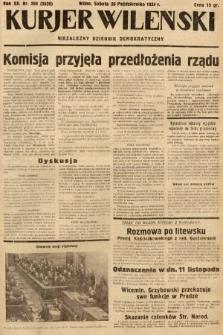 Kurjer Wileński : niezależny dziennik demokratyczny. 1935, nr294