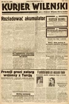 Kurjer Wileński wraz z Kurjerem Wileńsko-Nowogródzkim. 1937, nr7