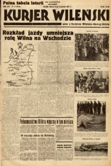 Kurjer Wileński wraz z Kurjerem Wileńsko-Nowogródzkim. 1937, nr8