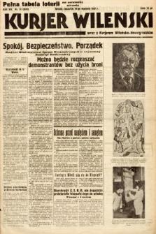 Kurjer Wileński wraz z Kurjerem Wileńsko-Nowogródzkim. 1937, nr13