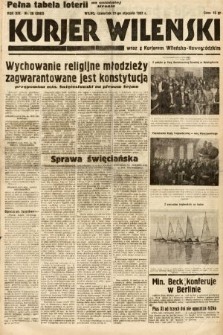 Kurjer Wileński wraz z Kurjerem Wileńsko-Nowogródzkim. 1937, nr20