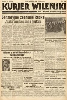 Kurjer Wileński wraz z Kurjerem Wileńsko-Nowogródzkim. 1937, nr24