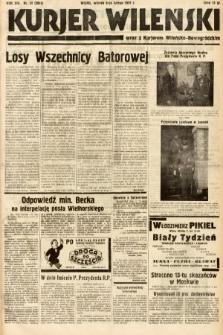 Kurjer Wileński wraz z Kurjerem Wileńsko-Nowogródzkim. 1937, nr32