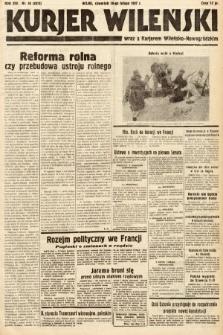 Kurjer Wileński wraz z Kurjerem Wileńsko-Nowogródzkim. 1937, nr48