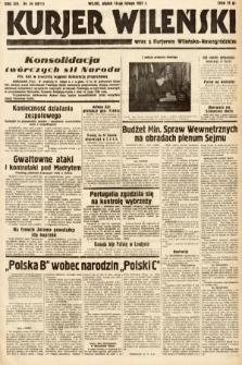 Kurjer Wileński wraz z Kurjerem Wileńsko-Nowogródzkim. 1937, nr49